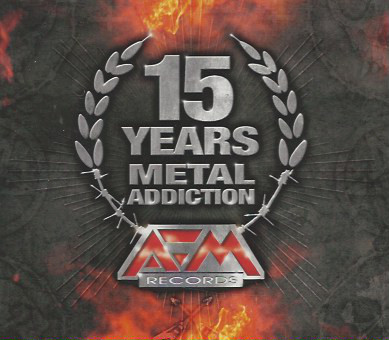 Various 1-A - 15 Years Metal Addiction