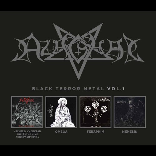 Black Terror Metal Vol. 1