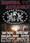 Brutal Assault - Open Air Festival DVD Compilation Vol. 11 (video)