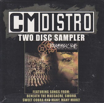 CM Distro Two Disc Sampler Volume 3