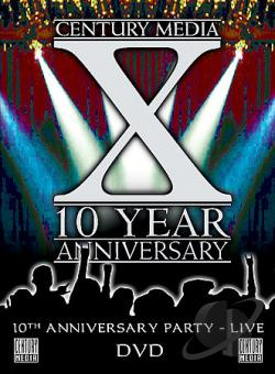 Century Media X - 10 Year Anniversary (video)