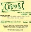 The Corner - Free Music Sampler August '98