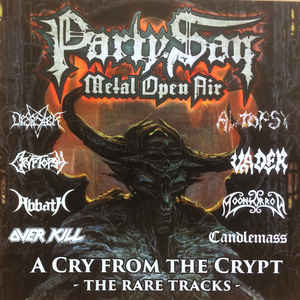A Cry From The Crypt - The Rare Tracks