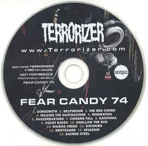 Fear Candy 74