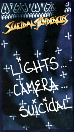 Lights... Camera... Suicidal (video)