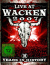 Live At Wacken 2007 (video)