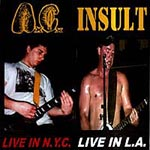 Live Split with Insult