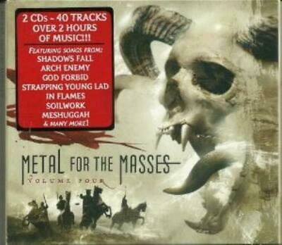 Metal For The Masses Vol. 4