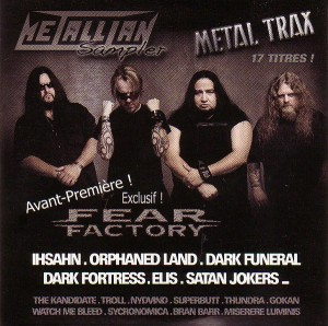 Metallian Sampler - Metal Trax