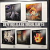 New Release Highlights - March 2015