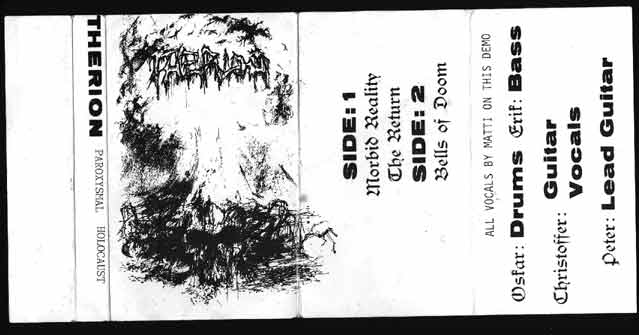 Paroxysmal Holocaust (demo)