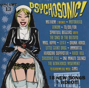 Psychosonic! Volume 13