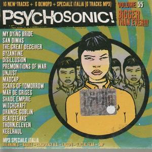 Psychosonic! Volume 55