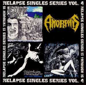 Relapse Singles Series Vol. 4