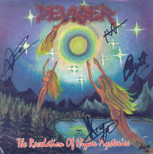 The Revelation of Higher Mysteries (ep)