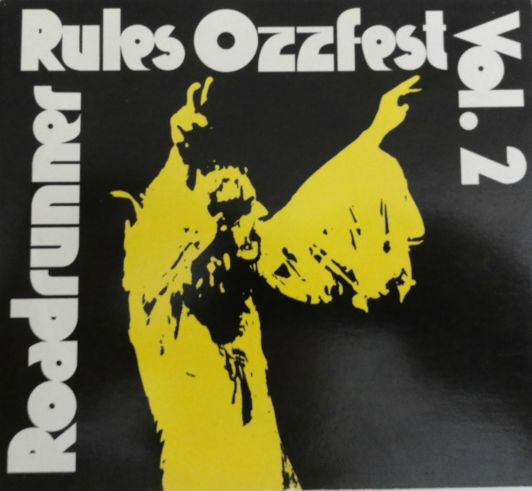 Roadrunner Rules Ozzfest Vol. 2