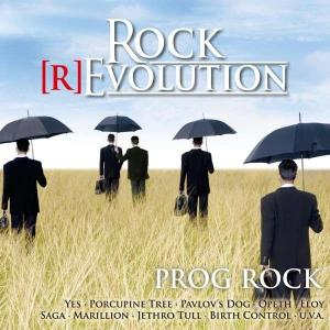 Rock (R)Evolution - Prog Rock