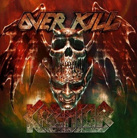 Split with Overkill (ep)