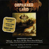 Split with Orphaned Land