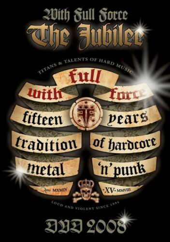 With Full Force DVD 2008 (video)